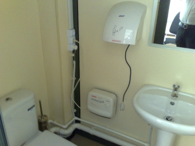 Spatiu sanitar 2